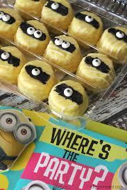 25 minion crafts and minion dessert ideas