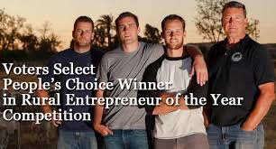 bureau entrepreneur voters in 50 states select s choice winner in the 2015 rural