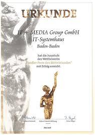 Baden Media It Media Group Gmbh Ihr Systemhaus Für Baden Baden Bühl