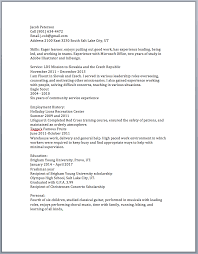 Resume For Lifeguard How To Design A Resume In Microsoft Word And Other Design Tips