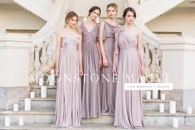 watercolor bridesmaid dresses bridal