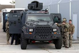 Trump Rescinds Obama Ban On Giving Military Gear To Police Bloomberg