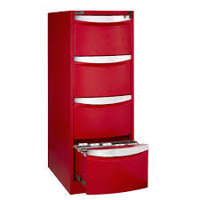 4 Drawer Vertical Metal File Cabinet by 4 Drawer Filing Cabinets Officeworks