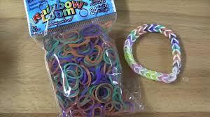 bracelet color bands images New rainbow loom color changing chameleon bands review overview jpg
