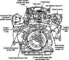a4 b5 engine diagram audi wiring diagrams instruction