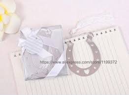horseshoe party favors 500pcs lucky in collection horseshoe bookmark metal bookmarks
