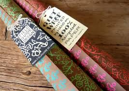luxury gift wrap etsy spotting crafted gift wrapping paper the luxury spot
