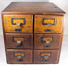 index card file cabinet amazing shaw walker six drawer oak index card file cabinet antique