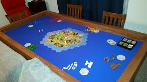 diy board game table it looks like an ordinary table what he builds beneath the surface