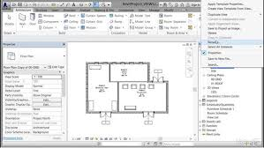 creating a duplicate view for a plan section elevation and