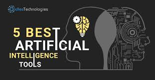5 best artificial intelligence tools