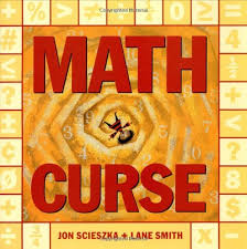 math curse jon scieszka lane smith 9780670861941 amazon com books