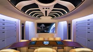 in home movie theater obscenely over the top home theaters