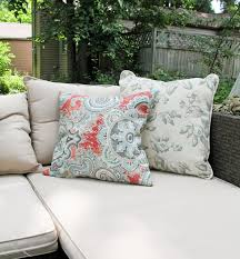 how to make your own outdoor pillows angie s list