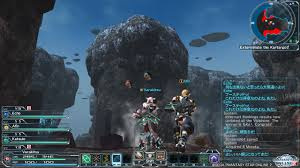 Phantasy Star 2 World Map by Phantasy Star Online 2 Jp