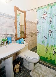 Palm Tree Bathroom Accessories by Monkey U2014 El Mirador Magnifico