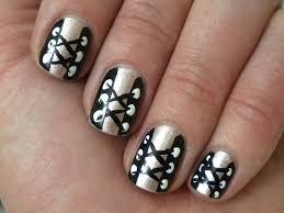 burlesque nail design gallery nail art designs
