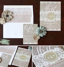 wedding invitations johannesburg 3 ways to bind your wedding invitations diy tips the elli