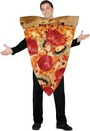 pizza slice costume standard rasta imposta http www