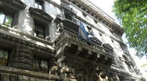 consolato messico roma casa argentina