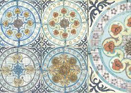 victorian tile wallpaper home shopping spy