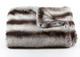 Faux Fur King Size Blanket Decorating Using Comfy Faux Fur Throw For Lovely Home Accessories