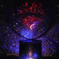 chambre ciel étoilé projecteur ciel étoile lumière nuit eclairage décorative chambre d
