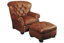 Brown Leather Accent Chair Leather Club Chair And Ottoman Leather Accent Chairs And Chaise