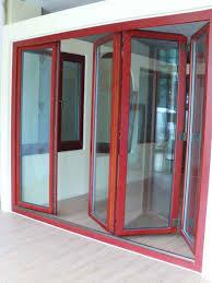 full view glass door accordian glass doors image of accordion glass doors with