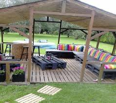 Outdoor Furniture Made From Pallets by Tables Made From Pallet Wood Crustpizza Decor Creative Outdoor