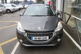 peugeot 2nd hand cars used 2014 peugeot 208 used cars on windsor ie