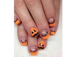 nail art design ideas for halloween geeky pinas