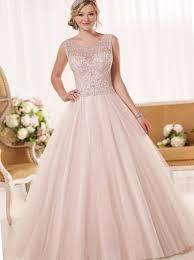 plus size blush wedding dresses plus size pink wedding dress biwmagazine