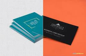 free business card psd mockup zippypixels