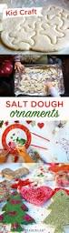 salt dough christmas ornaments and decorations tinkerlab