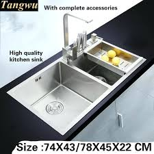 High Quality Kitchen Sinks Big Kitchen Sinks Image Large Undermount Kitchen Sink Uk Setbi Club
