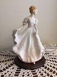 home interior porcelain figurines vintage home interiors homco porcelain caroline