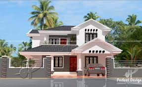 1818 sq ft traditional sloped roof house u2013 kerala home design