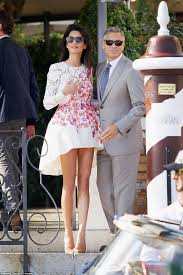 george clooney and wife amal rumoured to have bought thameside