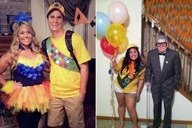 diy disney pixar movie halloween couples costumes costume ideas