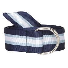 royal observers corps mens fabric belt smart turnout