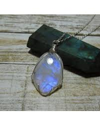 boho stone necklace images Here 39 s a great price on glowing moonstone necklace moonstone