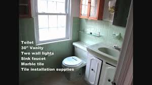 Small Bathroom Remodels On A Budget Budget Bathroom Renovation Youtube