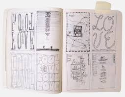 Home Design Sketchbook 26 Years 85 Notebooks Design Observer