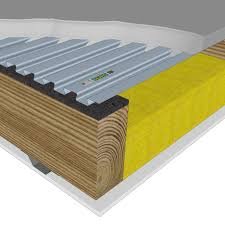 lewis dovetailed sheeting for thin lightweight concrete floors