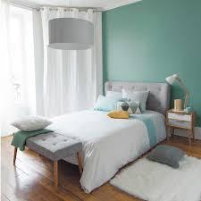 chambre à coucher maison du monde lit nador ligne roset hotellerie sentiments et tete de