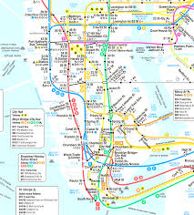 Map Of New York City Subway by New York City Ny Simple Map Of With Cities Evenakliyat Biz