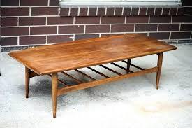 mid modern coffee table danish modern coffee table long mid century glass tables bomer
