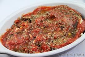cuisiner aubergine facile recette gratin d aubergines rapide la cuisine familiale un plat