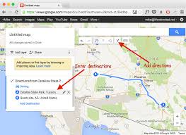 Google Map Directions Driving Life Rebooted U2013 Creating Route Maps With Openstreetmap